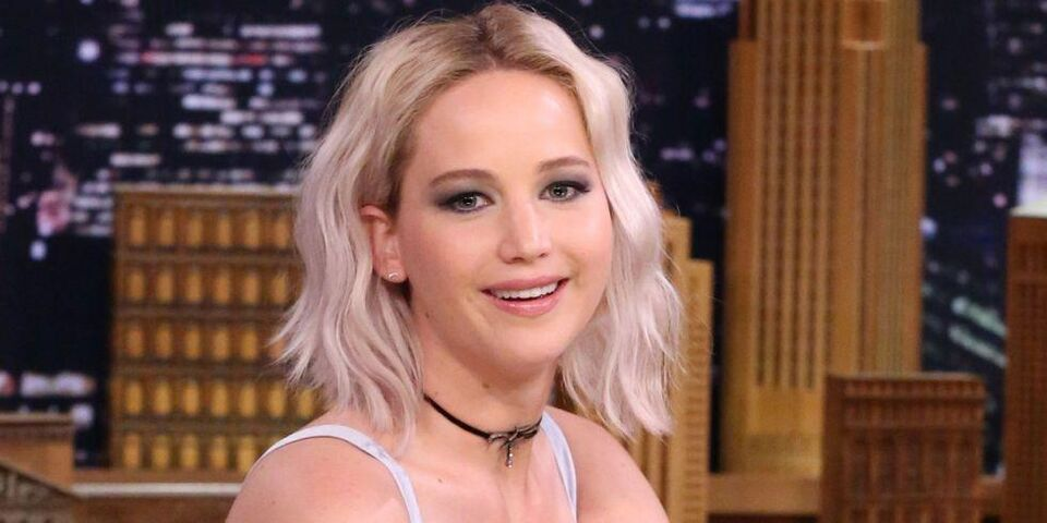 Jennifer Lawrence Is The Most Paid Actress For Second Year