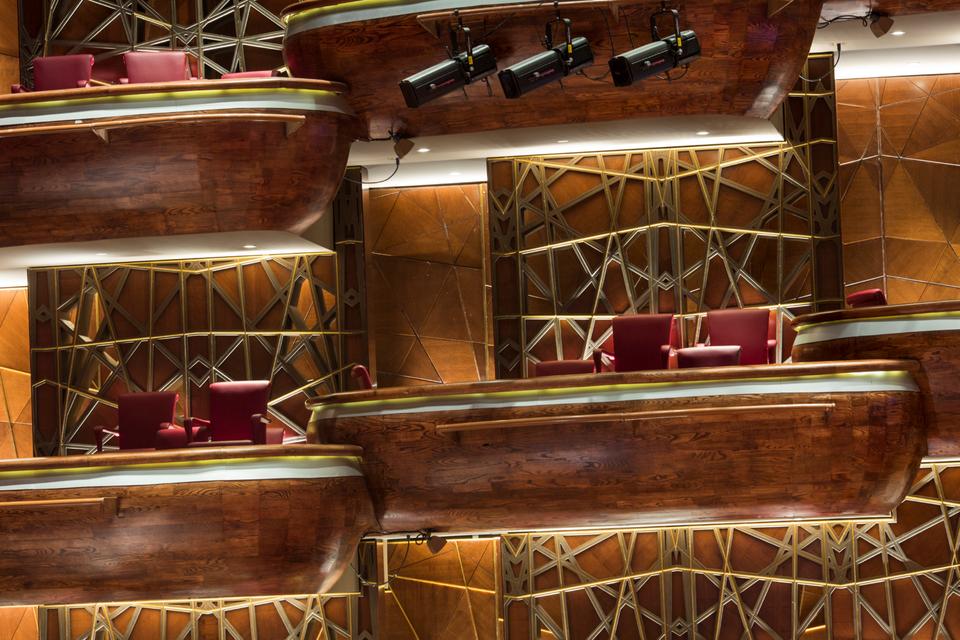 Step Inside: Bazaar's VIP Preview of Dubai Opera