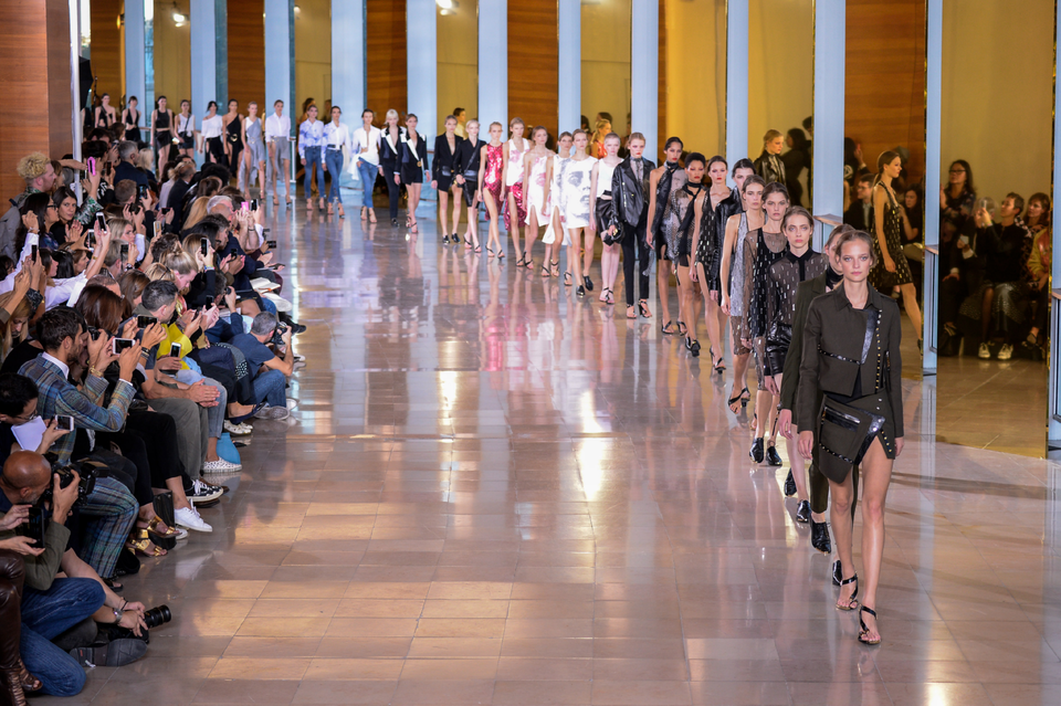 Anthony Vaccarello Puts His Eponymous Label On Hold