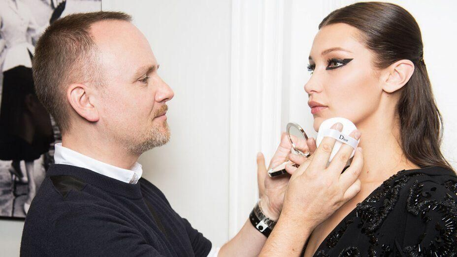 Dior Releases Teaser For Its New Make-Up Series With Bella Hadid