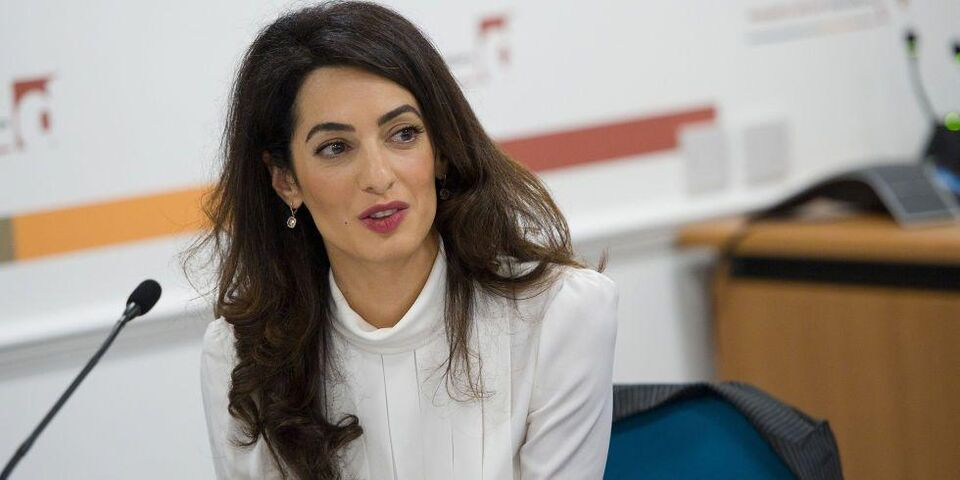 The Amal Clooney Scholarship Is Extended For Another Year