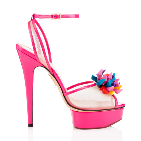Charlotte Olympia Reveals New Barbie-Inspired Collection