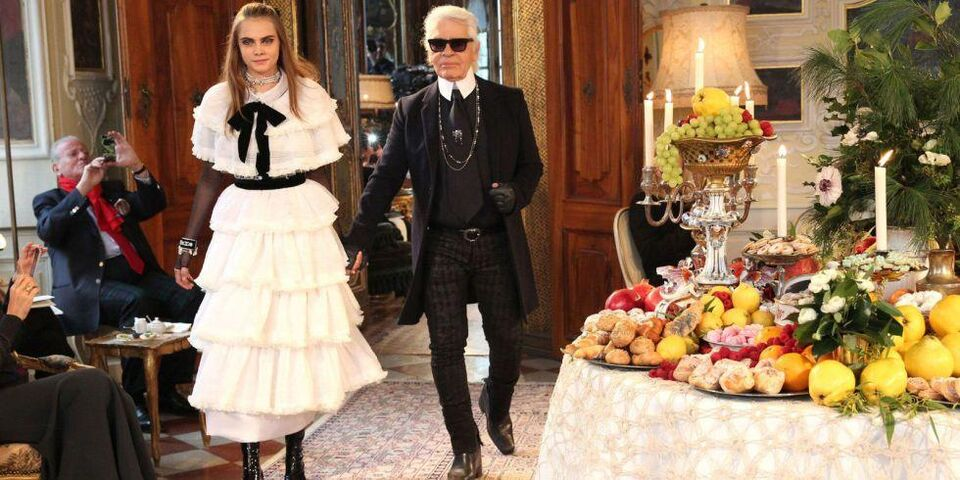 Chanel's Next Show Will Take Place At The Ritz Paris
