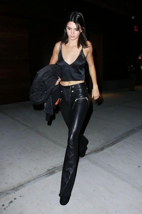 Kendall Jenner Proves The 70s Trend Isn't Over Yet