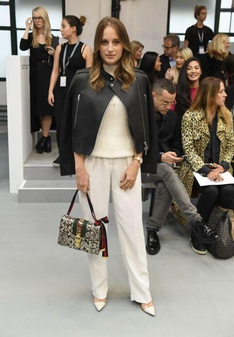 LFW: Front Row Style