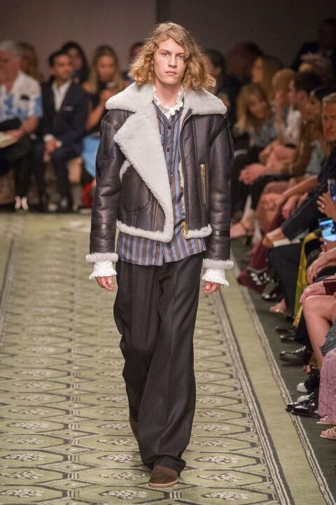 All Of The Looks From Burberry's First See Now, Buy Now Show