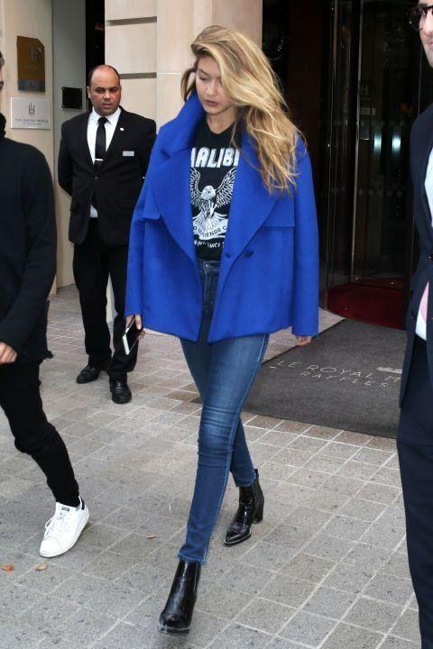 It's In The Jeans: Inspiring Celebrity Denim Looks