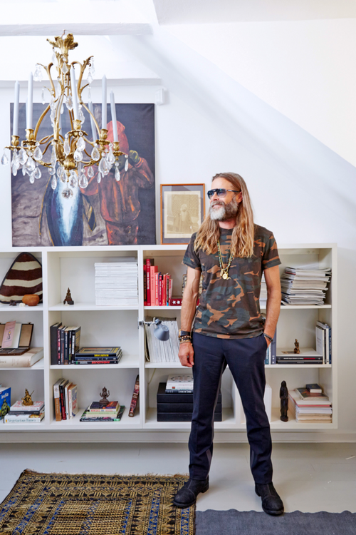 Watch Now: Go Inside The Home Of Shamballa Jewels Co-Founder Mads Kornerup