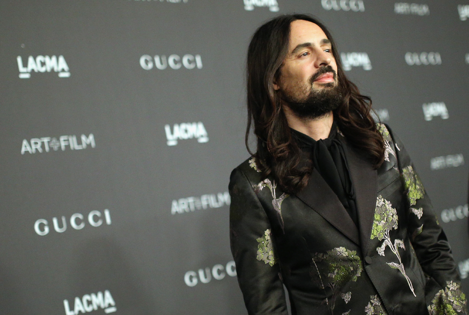 Alessandro Michele's 5 Most Memorable Moments At Gucci So Far