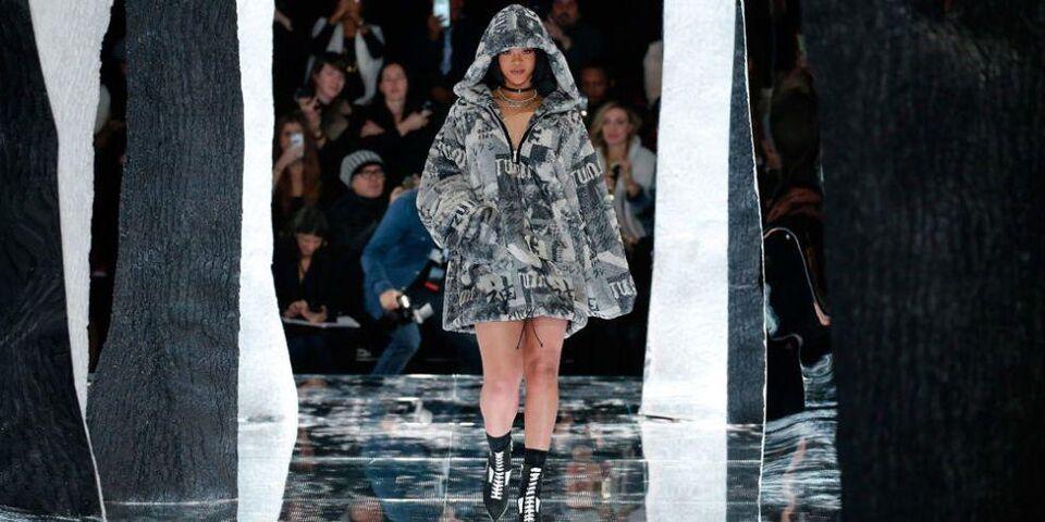 Rihanna Will Show Her Next Fenty x Puma Collection During Paris Fashion Week