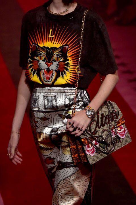 A Closer Look At Gucci's Killer S/S17 Accessories