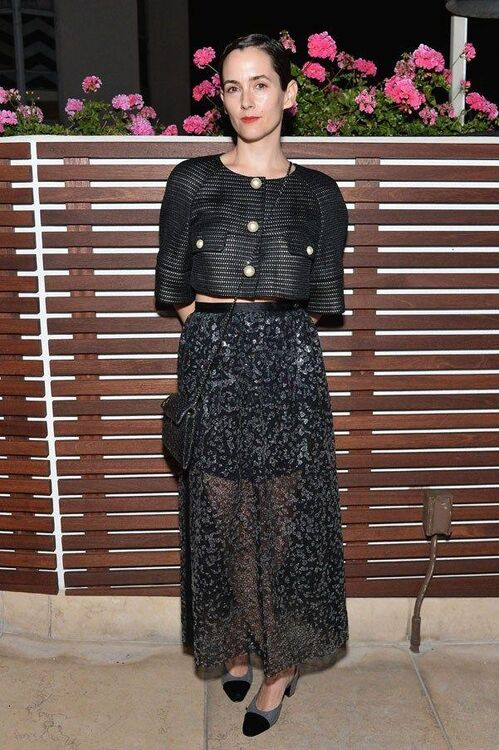 Lily-Rose Depp Hosts Chanel Dinner In L.A.