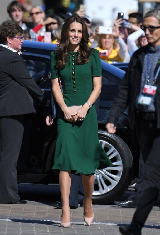 Kate Middleton's Royal Tour Style Is On Point
