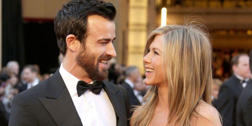 Justin Theroux On Why His Relationship With Jennifer Aniston Works