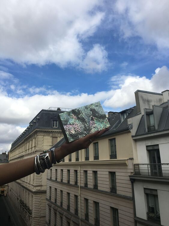 Exclusive: Nathalie Trad's Paris Fashion Week Diary | Day One