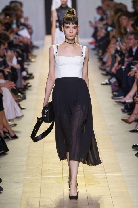 Maria Grazia Chiuri Heralds The New Dior