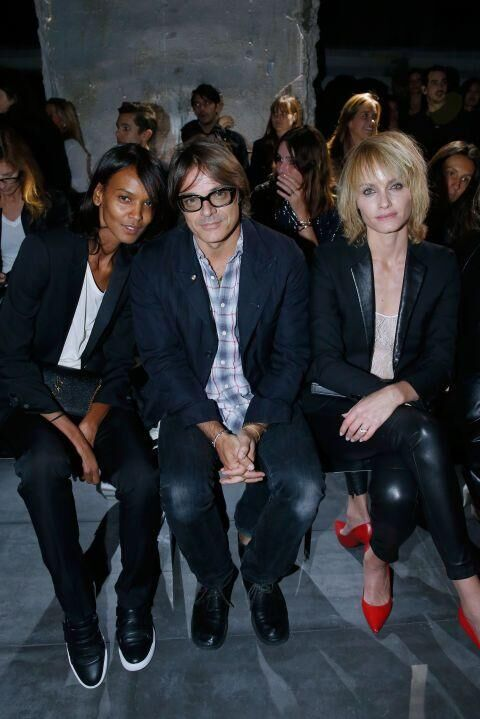 Paris Fashion Week: Front Rows, People & Parties
