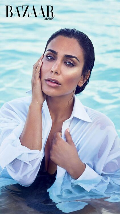 "From The Archives: Beauty Entrepreneur Huda Kattan Aspires To ""Own The Beauty Industry Globally"""