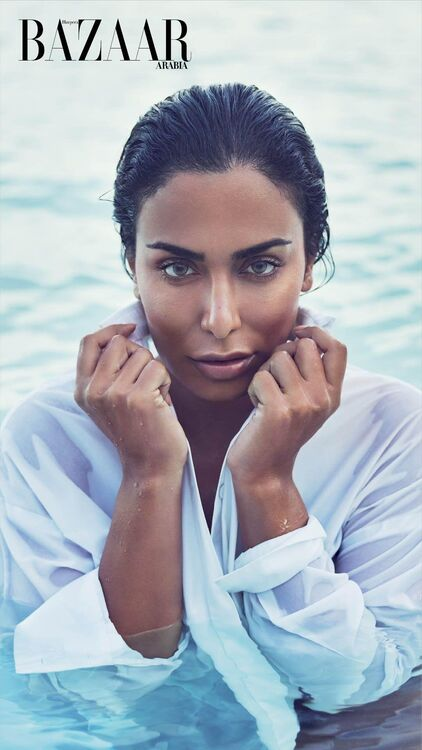 """From The Archives: Beauty Entrepreneur Huda Kattan Aspires To """"Own The Beauty Industry Globally"""""""