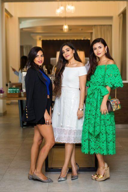 ASOS Hosts Dubai Lunch To Celebrate A/W16