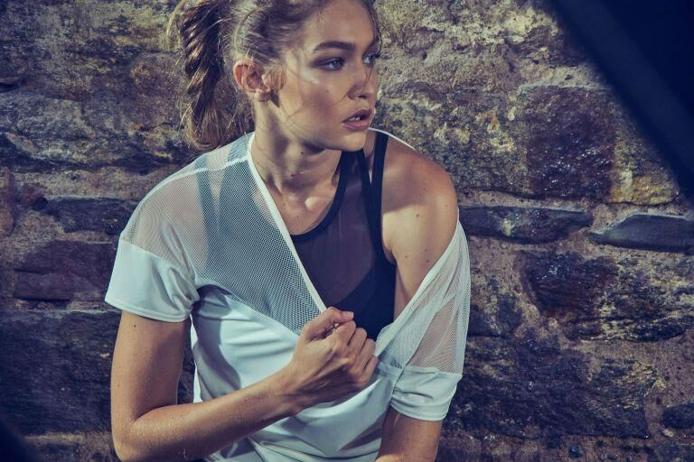 Gigi Hadid Is The New Face Of Reebok's Female Empowerment Campaign