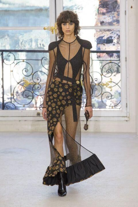 Louis Vuitton S/S17: What The Cool Girls Will Be Wearing Next Season