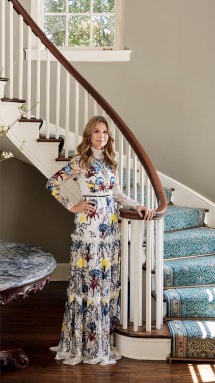 Inside Aerin Lauder's Beautiful Hamptons Home