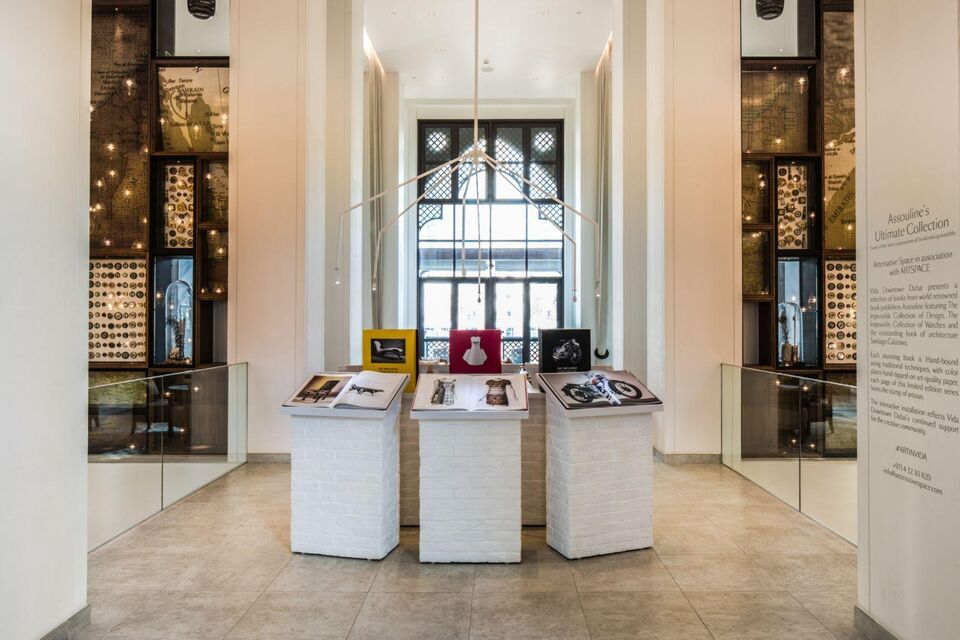 Art Space Uncovers Its Latest Collection At Vida Downtown Dubai