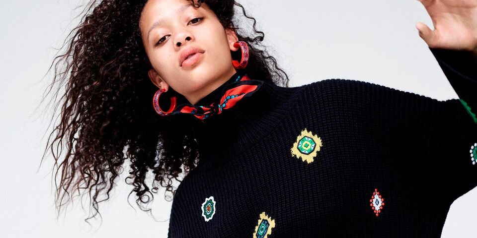 Every Look From The Kenzo x H&M Collaboration