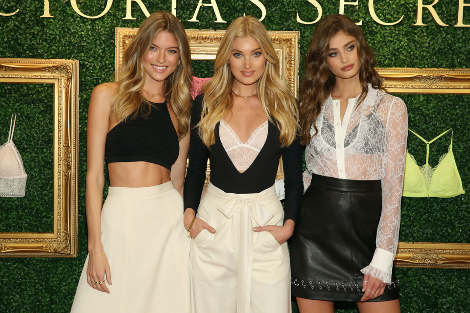 This Is Where All Of The Victoria's Secret Angels Are Working Out Ahead Of This Year's Show