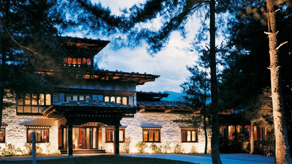 The Magic Mountains Of Bhutan
