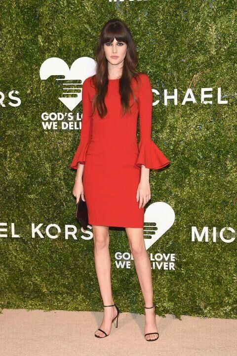 The Model Squad Turned Out For Michael Kors' Annual God's Love We Deliver Benefit