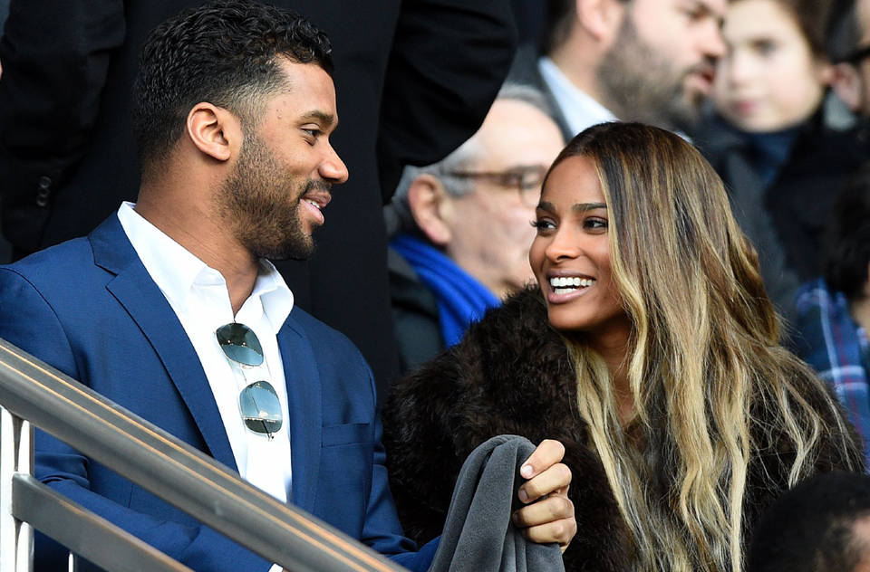 Ciara And Russell Jackson Are Expecting A Baby
