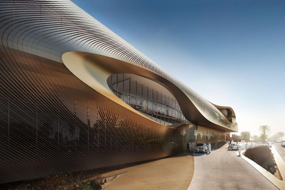 Zaha Hadid Architects Unveil New Saudi Arabia Project