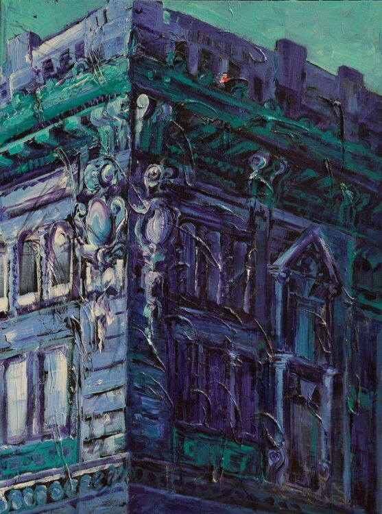 Art Of Iris: Katya Leonovich