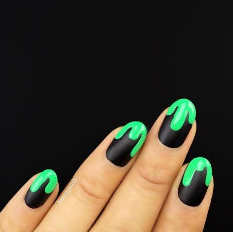 11 Halloween Nail Art Ideas You Have To Try This Month