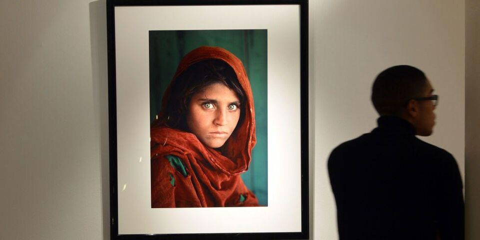 National Geographic's Afghan Girl Arrested Over False Papers