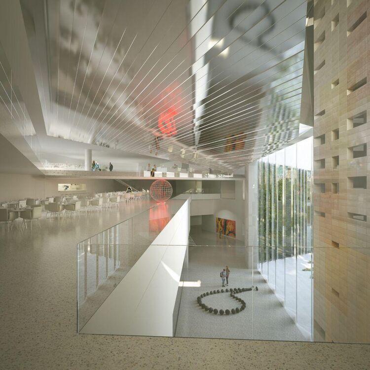 Beirut To Build A New Modern Art Museum