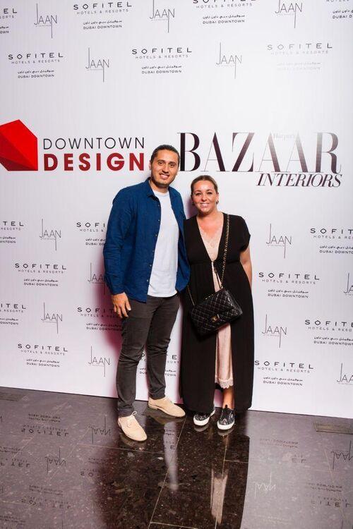 Harper's Bazaar Interiors & Downtown Design Celebrate Dubai Design Week