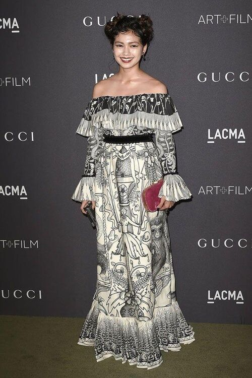 All Of The Stars Wore Gucci On The LACMA Art + Film Gala Red Carpet