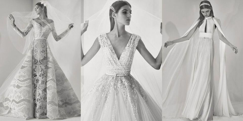 See Every Look From Elie Saab's A/W17 Bridal Collection