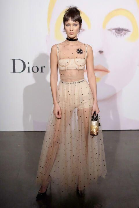 Iconic Celebrity Dior Looks: Then & Now