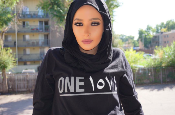 Nura Afia Is Named As CoverGirl's First Hijab-Wearing Ambassador
