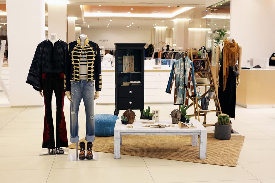 Exclusive: Jessie Western Pop-Up Opens In Boutique 1