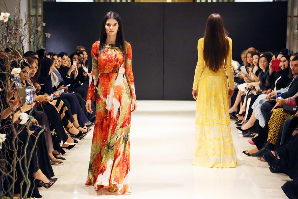 Exclusive: Naeem Khan Chats With Bazaar In Qatar