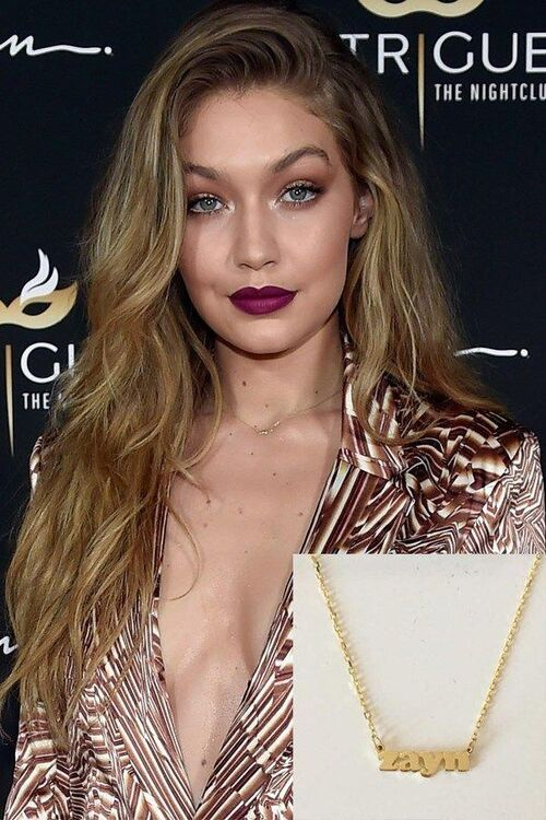 Gigi and Bella Hadid Know How To Work A Monogrammed Piece Better Than Anyone