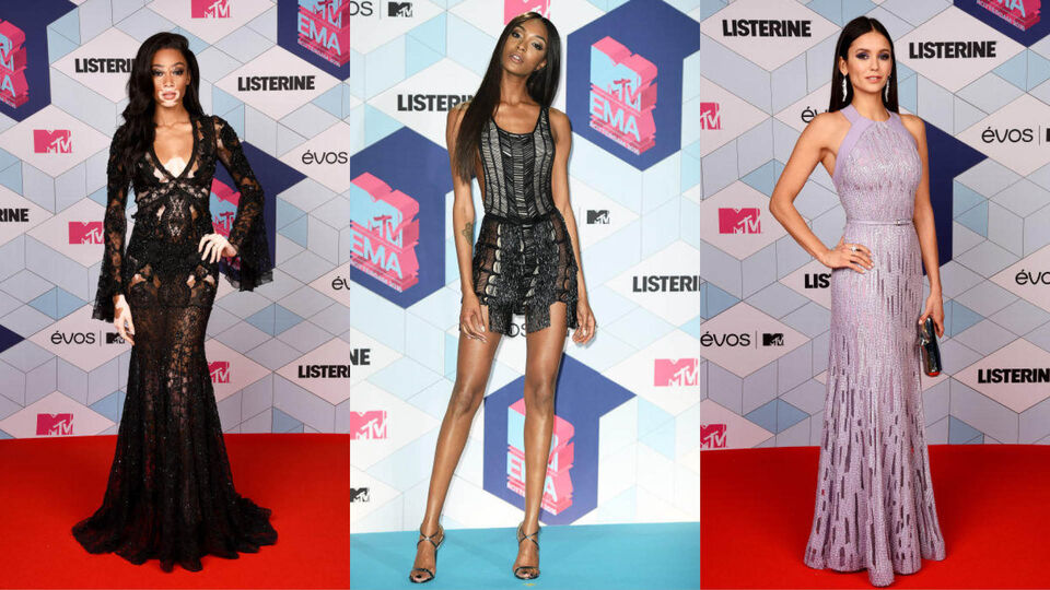 Celebrity Style At The 2016 EMAs