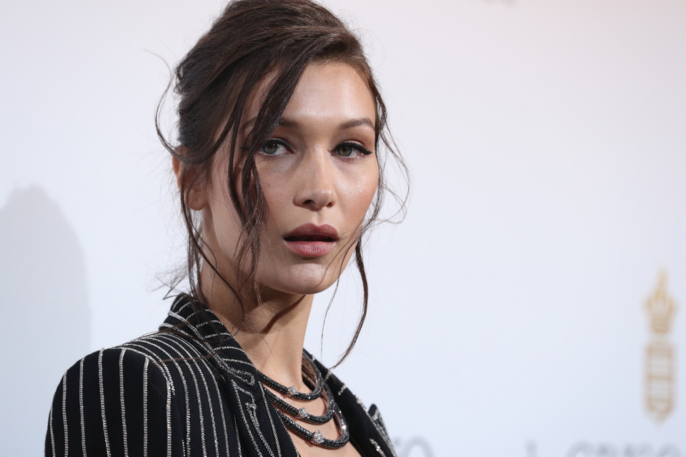 Bella Hadid Thinks She's Lost Too Much Weight
