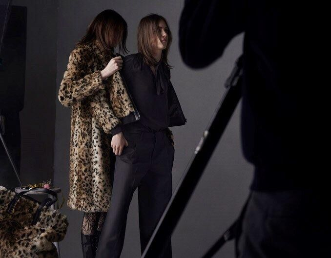 Carine Roitfeld Joins Forces With Uniqlo