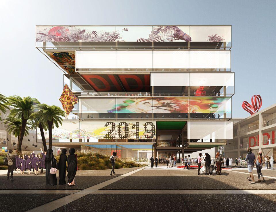 Dubai To Open State Of The Art Design School